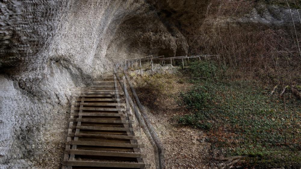 Fürstlicher Park - Inzigkofen 1