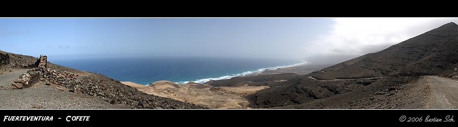 Fuerteventura - Cofete Panorama