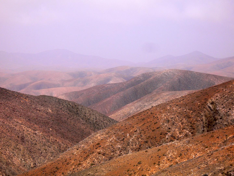 Fuerteventura im Sommer.