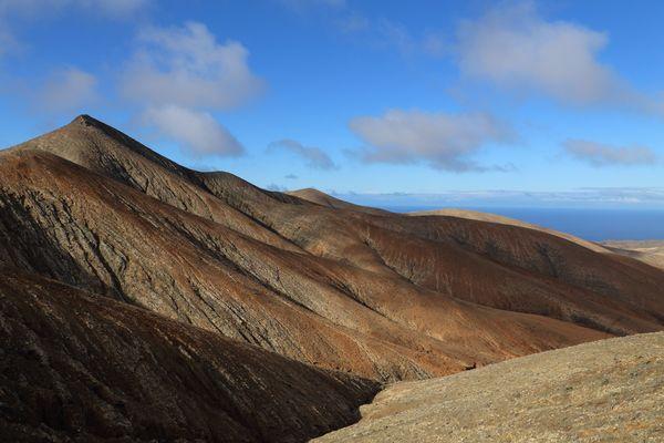 Fuerteventura - karges Land mitten im Atlantik