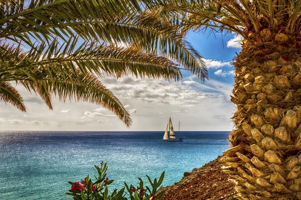 Fuerteventura Meerblick