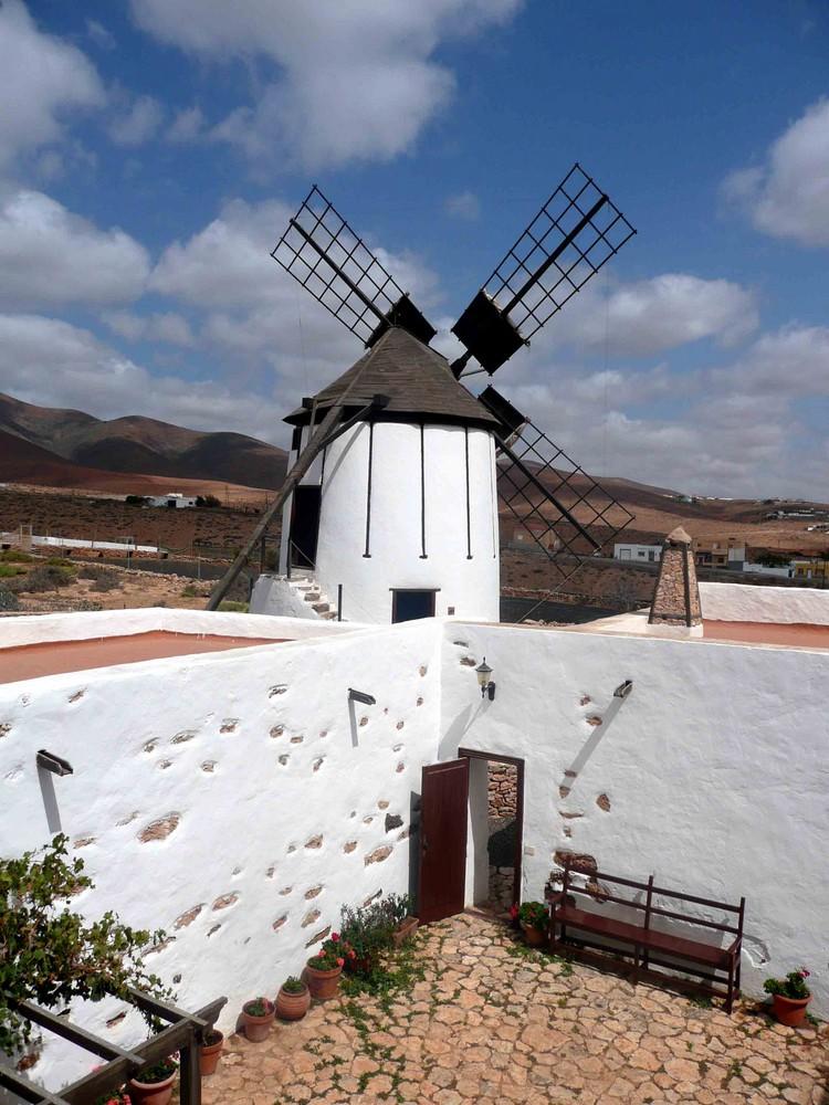 Fuerteventura - Mühlenmuseum