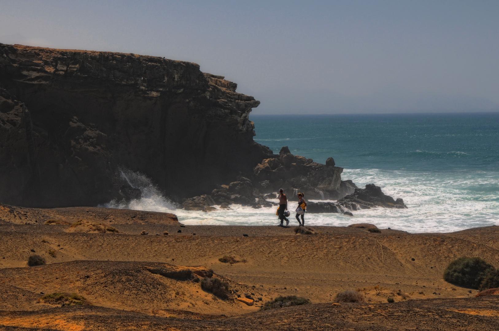 Fuerteventura - Parete