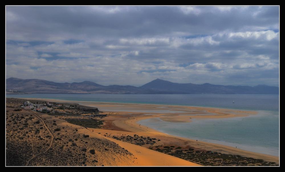 Fuerteventura - Playa de Jandia
