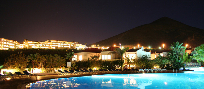 Fuerteventura Princess bei Nacht