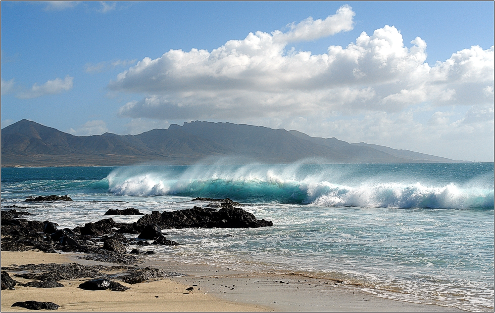 Fuerteventura, Punta de Jandia