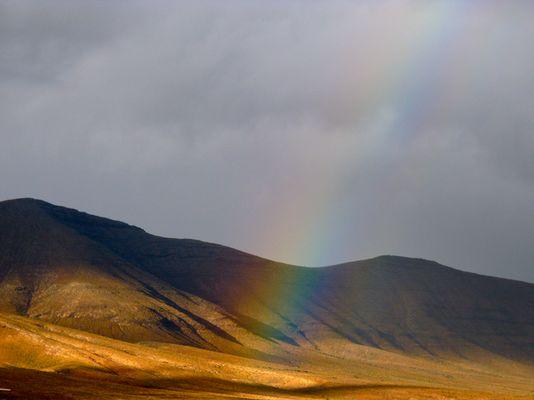 Fuerteventura Regenbogen
