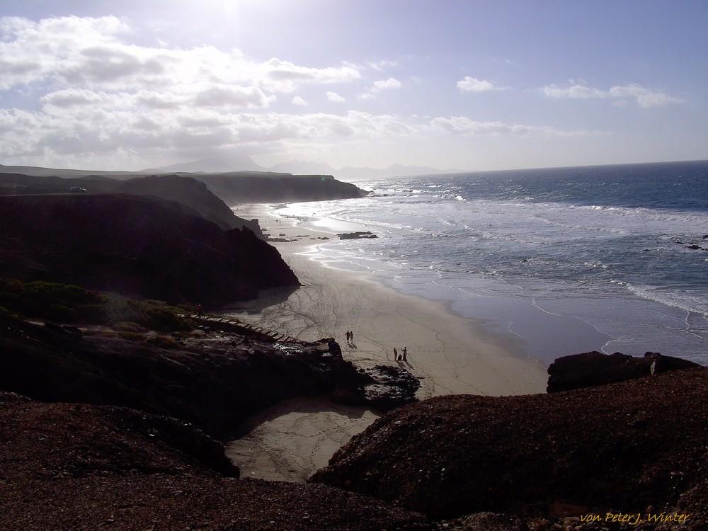 Fuerteventura - Strand von La Pared