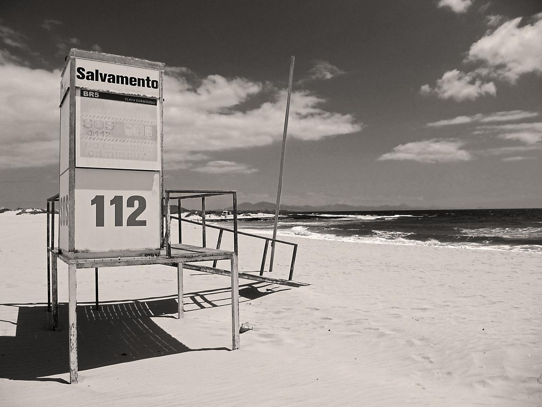 Fuerteventura: Strandansichten bei Corralejo (4)