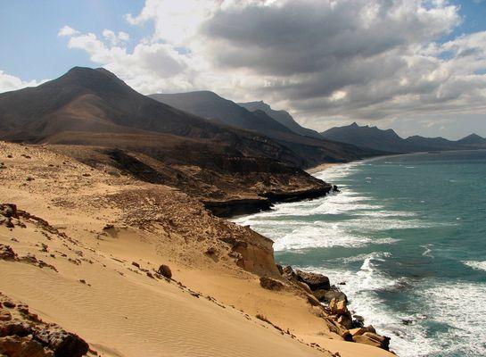 Fuerteventura, Westküste