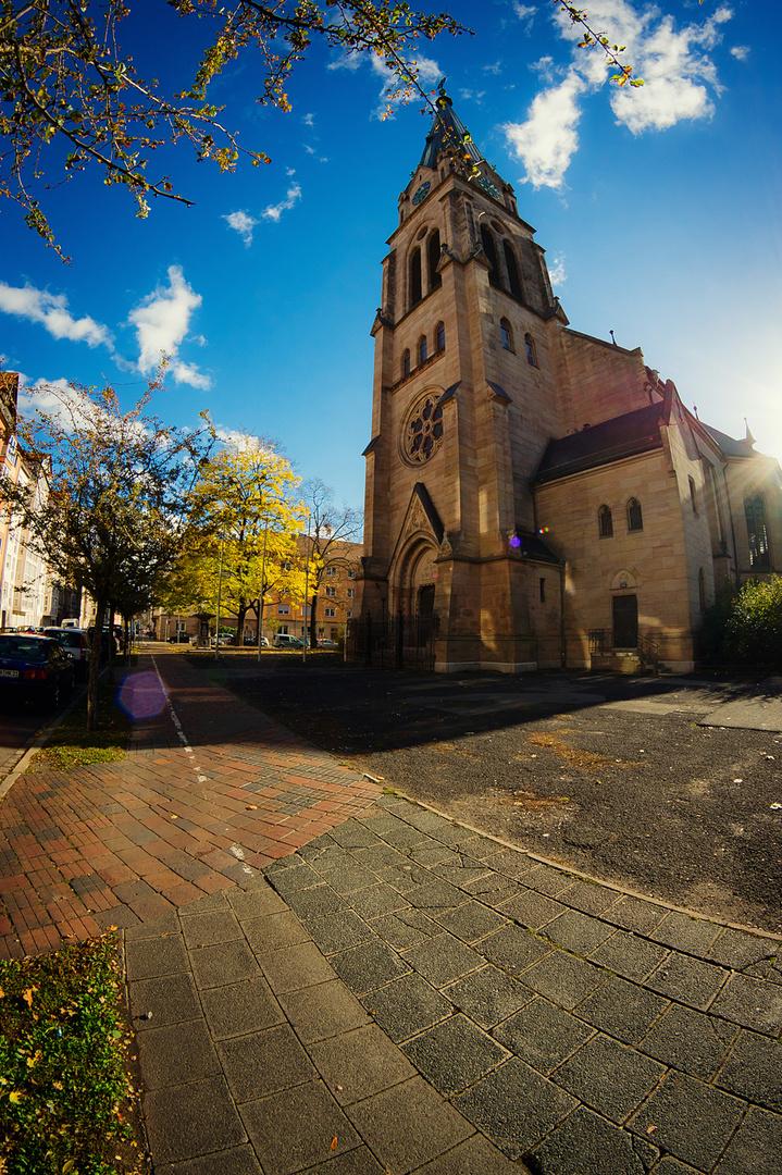 Fürth (Bay) St.Pauluskirche