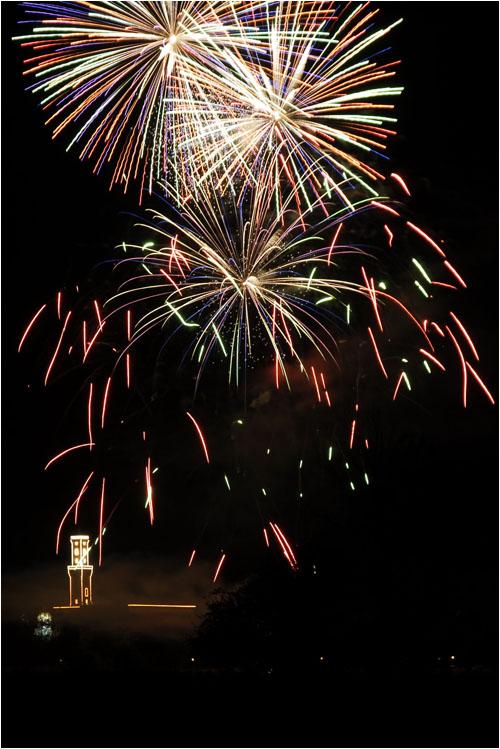 Fürther Feuerwerk 3