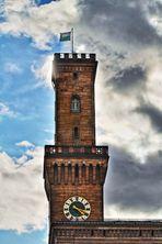 """""""Fürther Rathausturm"""""""
