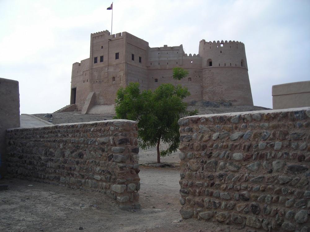 Fujairah Castle