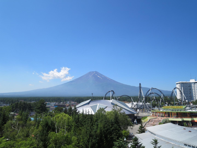 Fuji-Q Highland Park