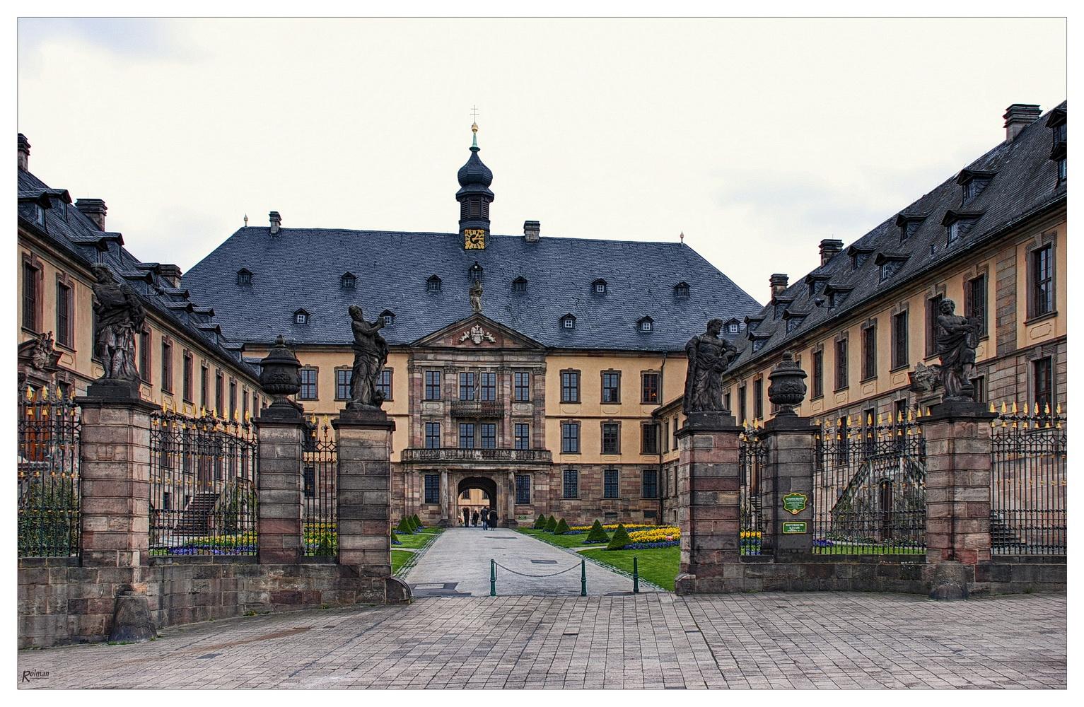 Fulda Stadtschloß