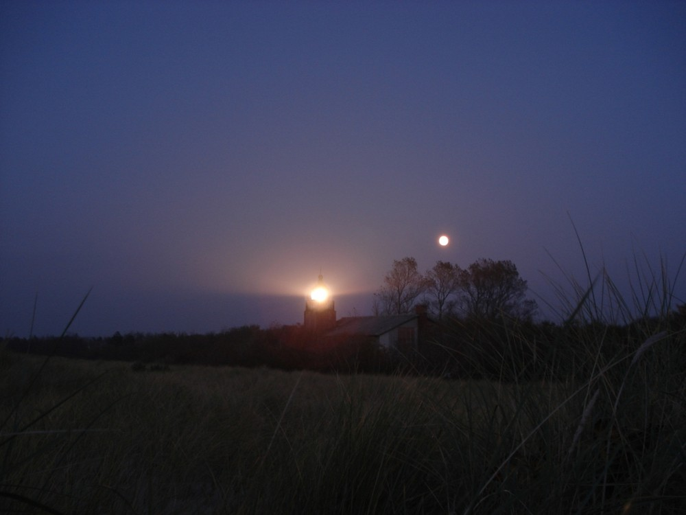 Full moon idyll