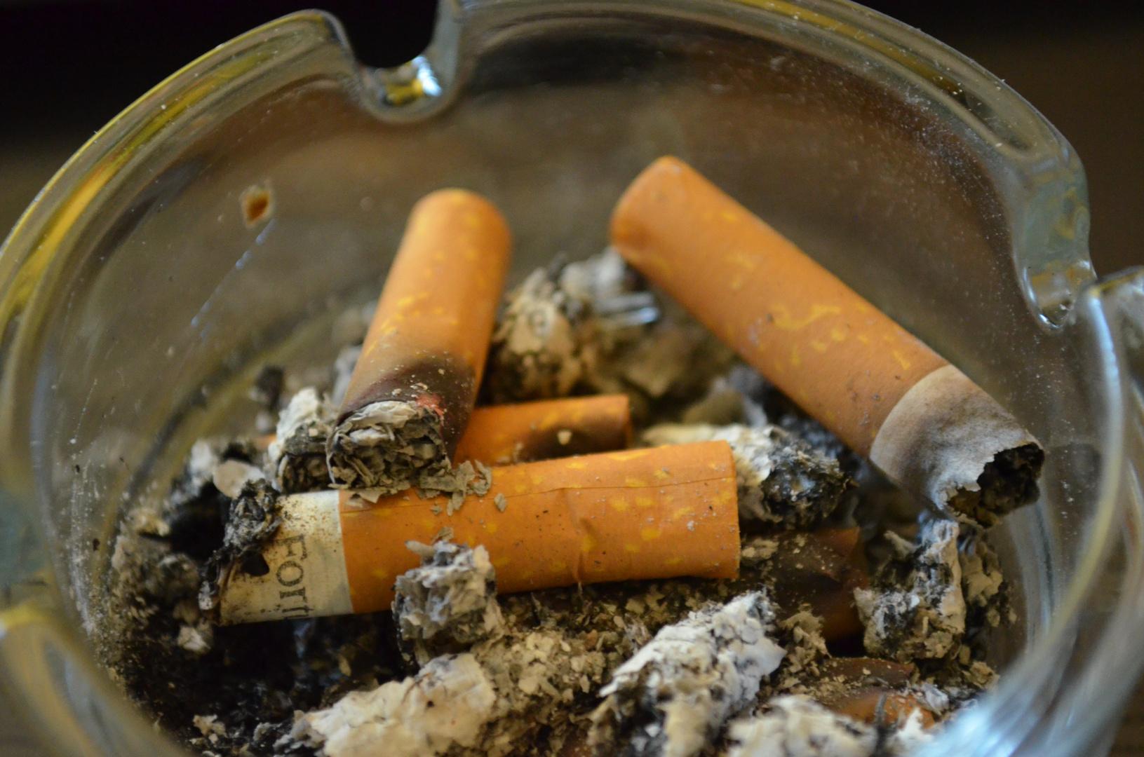 Fumar acorta la vida :/