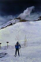 Fumarolas Volcán Chillán