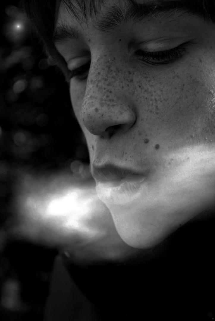 Fumée, quel gâchis.