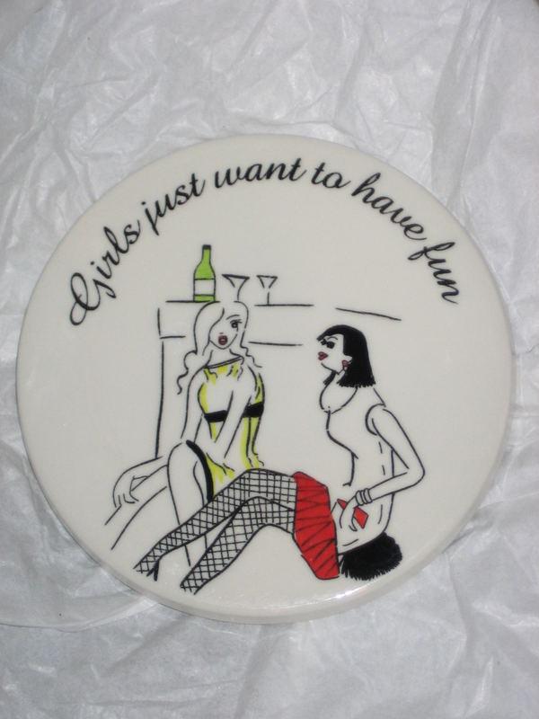 fun plate