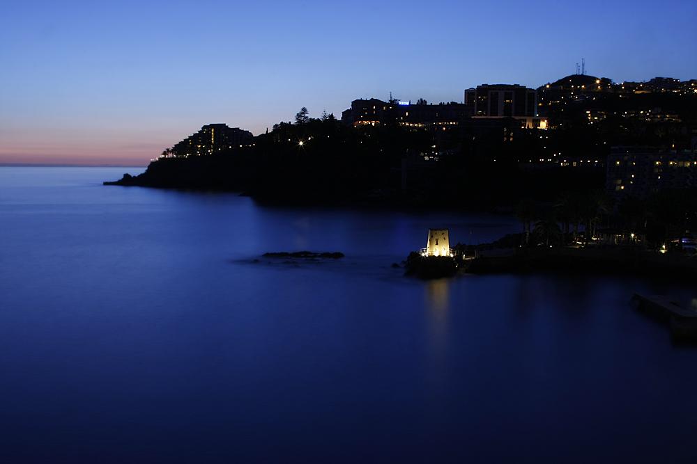 Funchal bei Nacht (2)