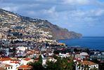 Funchal, die Insel-Hauptstadt Madeiras