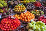 Funchal fruit market