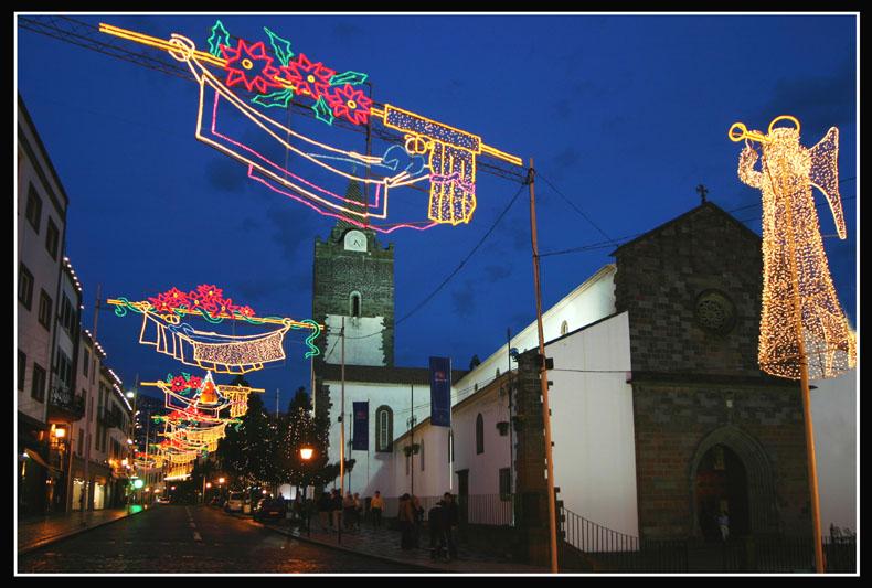 Funchal illumination (II)