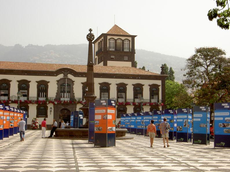 Funchal, Rathaus