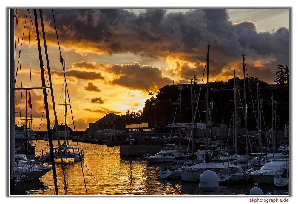 Funchal Sunset