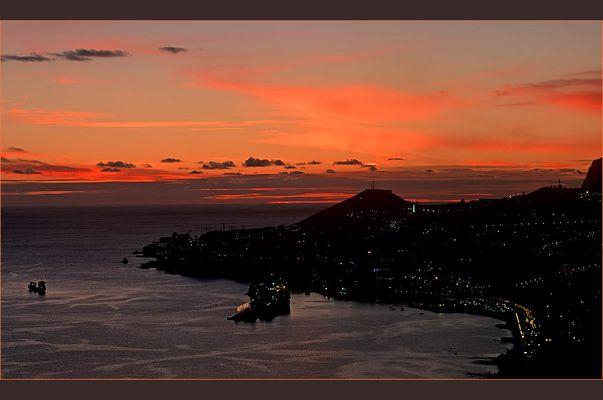 Funchal Sunset II