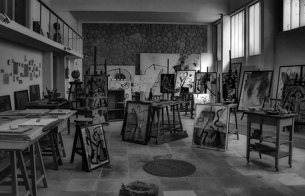 Fundació Pilar y Joan Miró 1