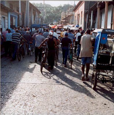 Funeral in Cuba