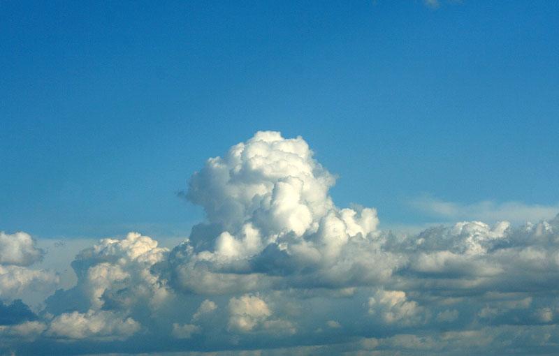 Funghetto nel cielo