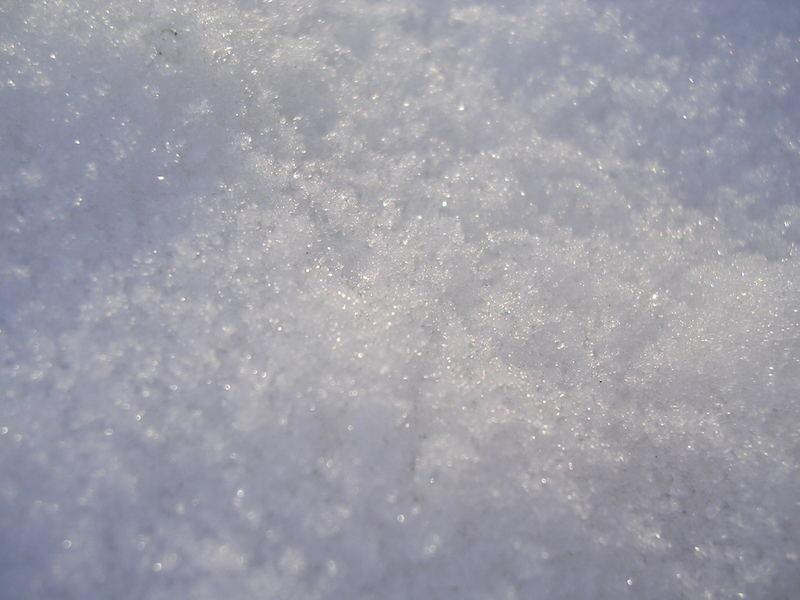 Funkeln im Schnee