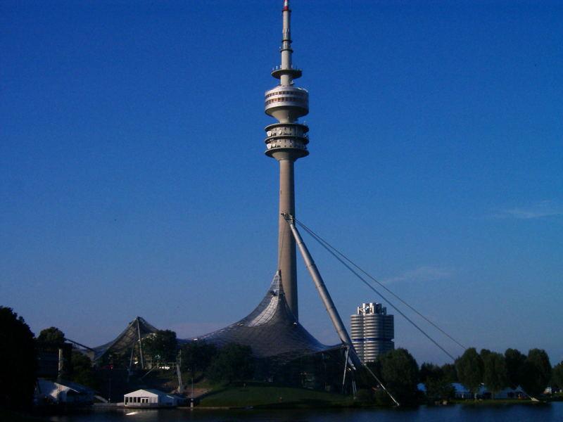 Funkturm in München