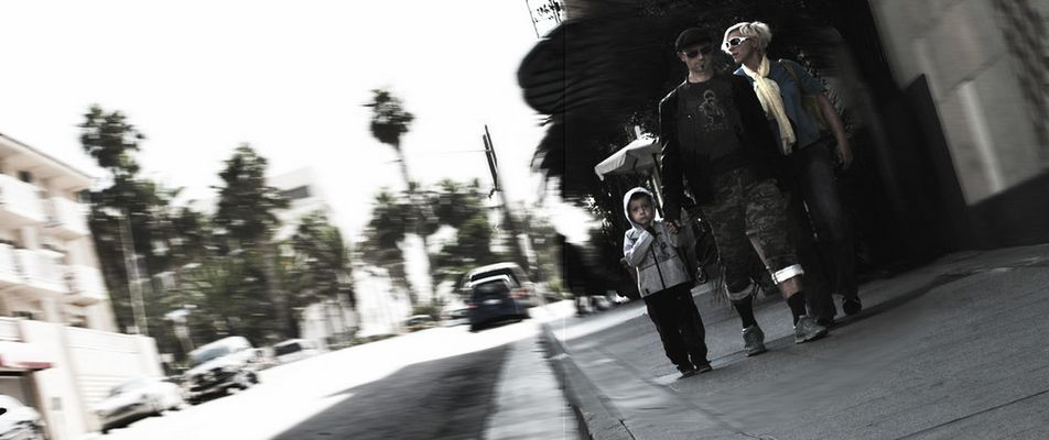 Funky Family in Los Angeles