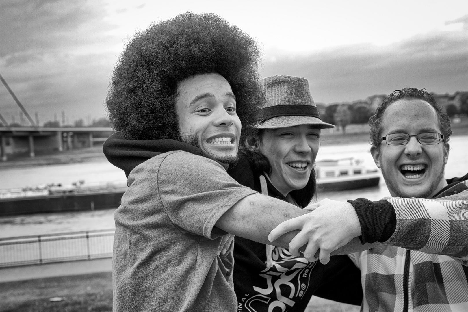 Funny People - worldwide photowalk Düsseldorf