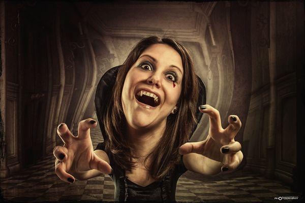 Funny Vampire