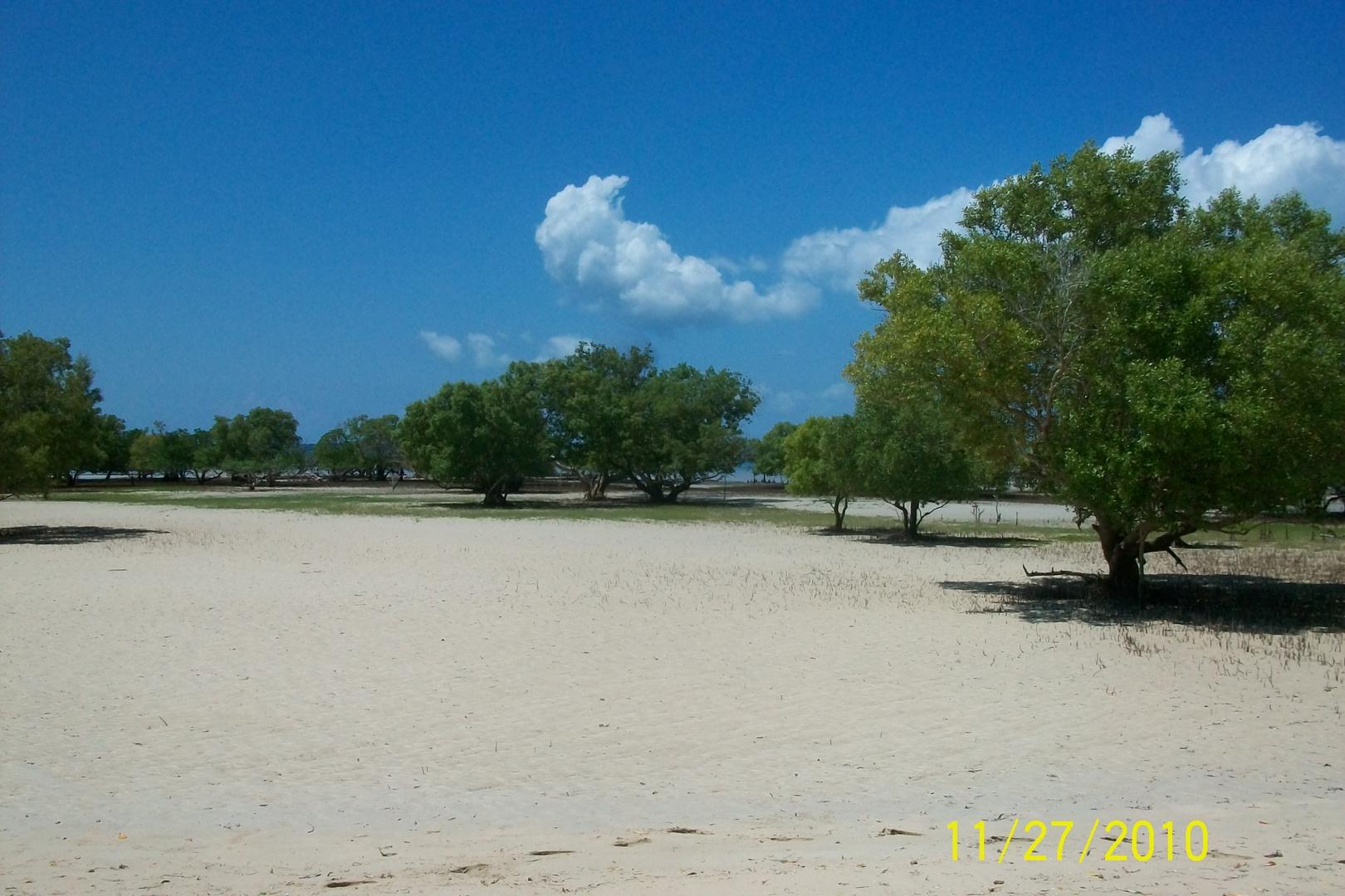 Funzi Island.Kenia