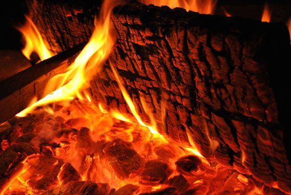 fuoco e fiamme