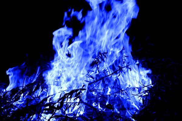 fuoco freddo