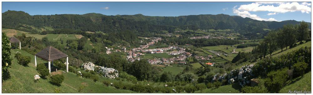 Furnas (Sao Miguel, Azoren)