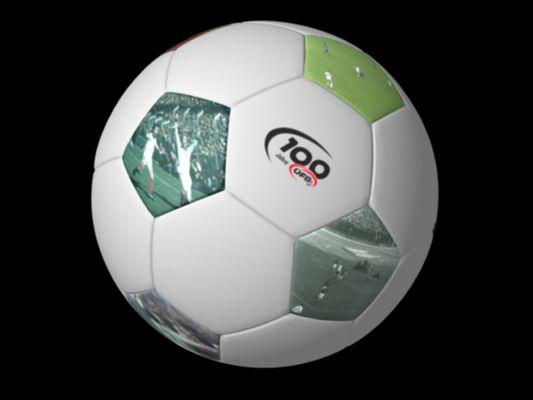 Fusball in 3D