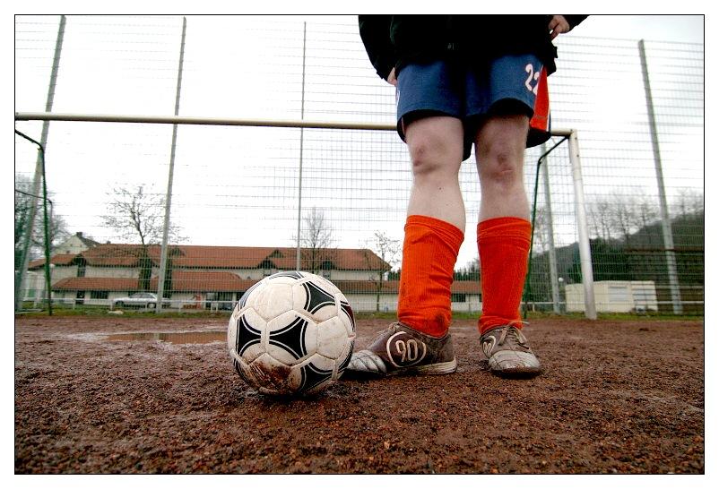 Fußball im Ruhrgebiet... schmutzig, aber ehrlich...