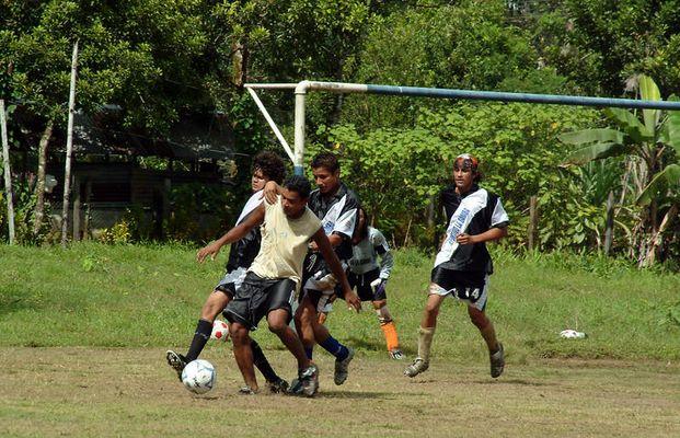 Fussball in Costa Rica