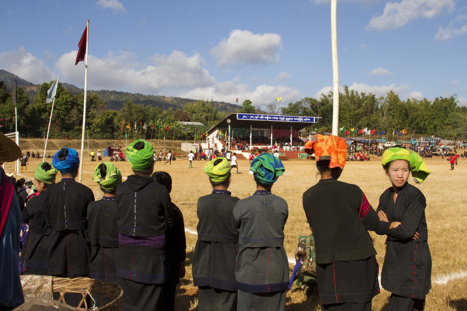 Fußball in Myanmar