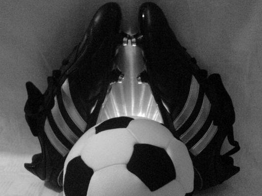Fußball verbindet...