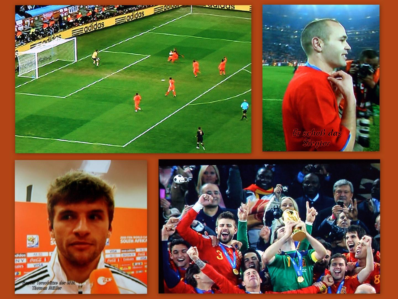 -Fußball WM 2010 - So sehen Sieger aus...